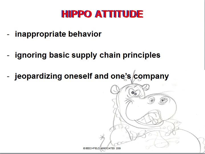 HIPPO ATTITUDE